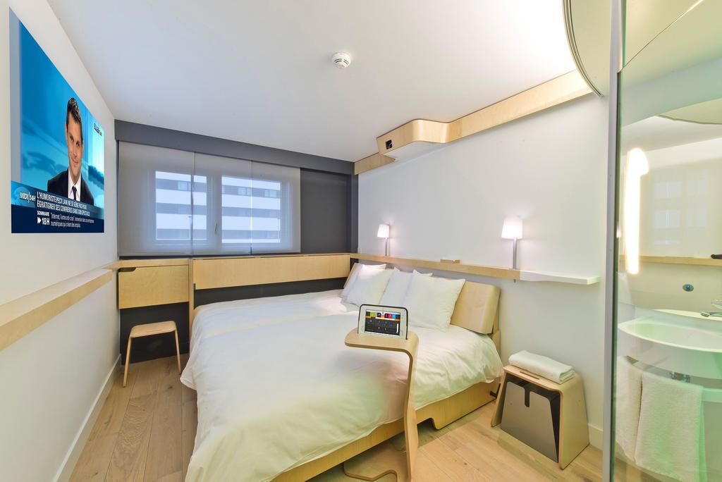 hotel nomad paris roissy cdg. Black Bedroom Furniture Sets. Home Design Ideas
